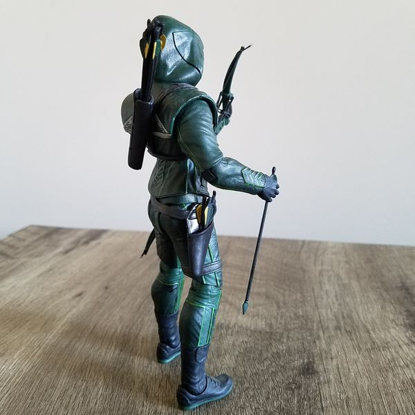 Green Arrow Action Figure