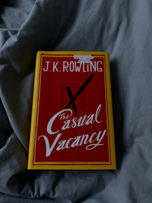 J.K. Rowling The Casual Vacancy for Sale in Peoria, AZ