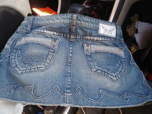 Robins jeans jean skirt for Sale in Oakland, CA