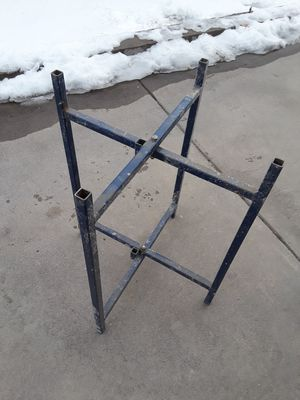 30 INCH MASONRY MORTAR BOARD STAND for Sale in Thornton, CO
