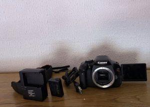 Canon t3i camera for Sale in Rochester, NY
