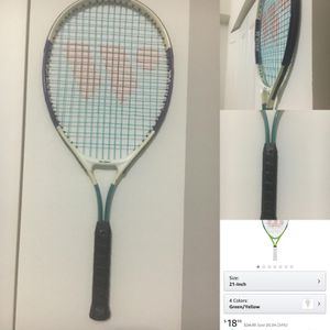 Wish Junior Tennis Racket for Sale in Miami, FL