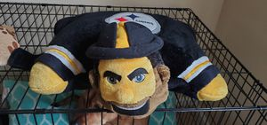 Pittsburgh Steelers pillow pet for Sale in Forest, VA
