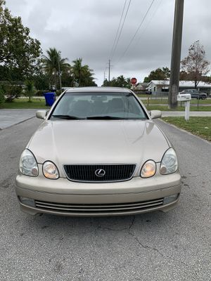 1999 Lexus gs300 reliable daily driver for Sale in Miami, FL