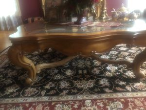 Living Room Coffee Table for Sale in Burr Ridge, IL