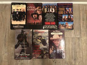 Huge VHS Lot! for Sale in Freeport, FL