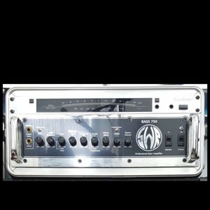 >50% off MINT COND. Pro Bass Amp Head SWR with rackmount tuner for Sale in Miami, FL