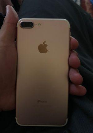 Iphone 7 plus 128 gb for Sale in Salt Lake City, UT