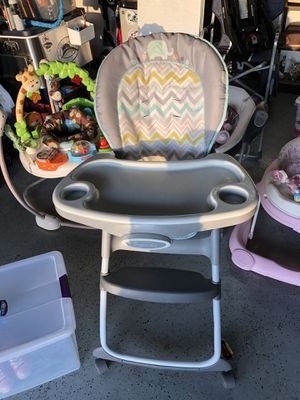 Ingenuity 3 in 1 high chair for Sale in Ontario, CA