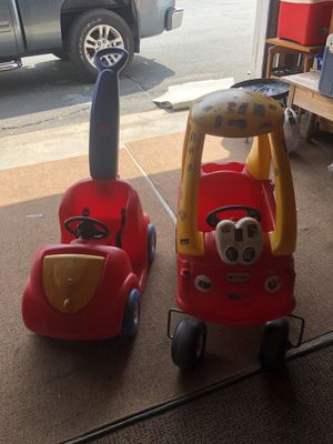 Kids ride on toys for Sale in Fridley, MN