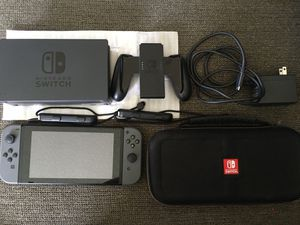 Nintendo Switch console hackable version for Sale in Oceanside, CA