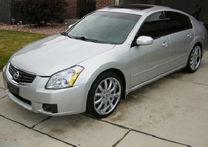Very Nice 2007 Nissan Maxima SL FWDWheels-Low miles/price for Sale in Birmingham, AL