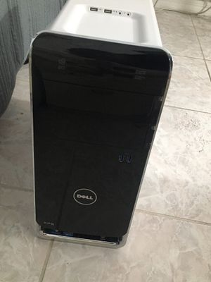 Gaming pc works great Dell XP 8500 24gs of ram intel i7 windows 10 pro for Sale in Ocoee, FL