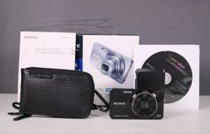 Sony Cyber-shot DSC-W570 16.1MP Digital Camera Black - FREE SHIP USA for Sale in San Diego, CA