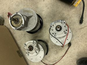 Floor scrubber brush motors for Sale in Adkins, TX