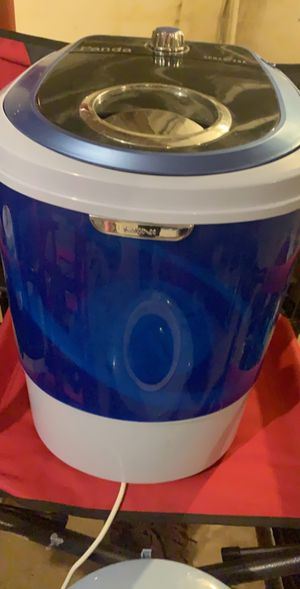 Portable Camping/Apartment Washing Machine for Sale in Johnstown, OH