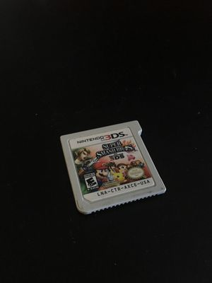 Nintendo 3ds super smash bros for Sale in Denver, CO