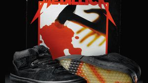 Metallica Vans Half Cab Kill em All size 9.5 for Sale in Fort Worth, TX