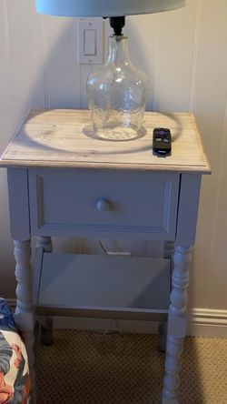 Two Nightstands/Side Tables for Sale in Newport Beach,  CA