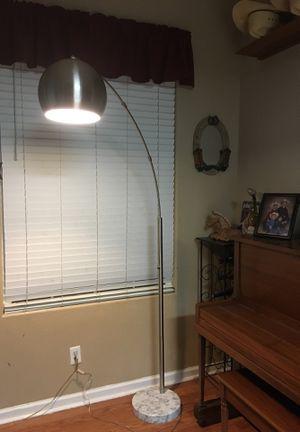 adesso arc lamp (floor lamp) for Sale in Clovis, CA