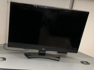 """LG 24"""" HDTV/ Television LG de 24 pulgadas for Sale in Chino, CA"""