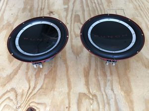 """Punch P1 Subs 10"""" for Sale in Palm Bay, FL"""