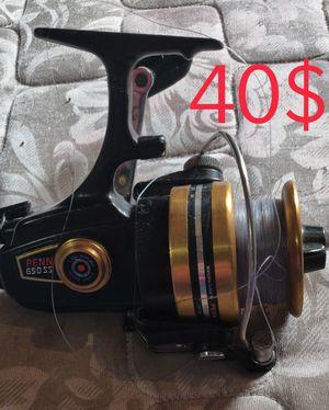 Penn 650ss fishing reel for Sale in Modesto, CA