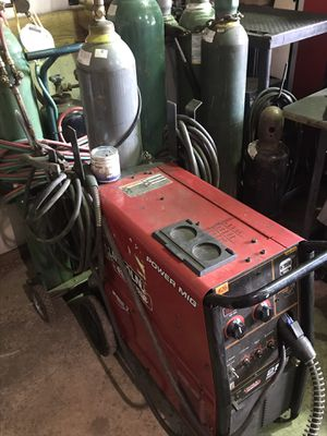 Lincoln 256 mig welder for Sale in Sandy, OR