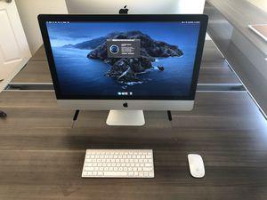 "27"" iMac retina 8gb ram 3.5ghz i5 for Sale in Encinitas, CA"