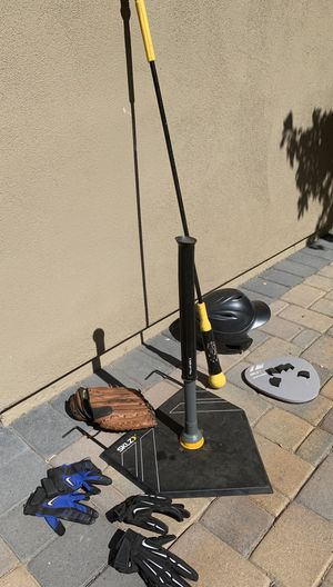 Youth Baseball set and SKLZ training equipment for Sale in Phoenix, AZ