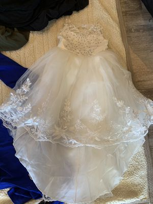 Brand new dress for baptism or wedding for Sale in Bakersfield, CA
