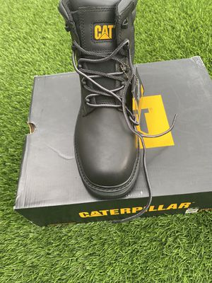 Caterpillar work boots new for Sale in Rialto, CA