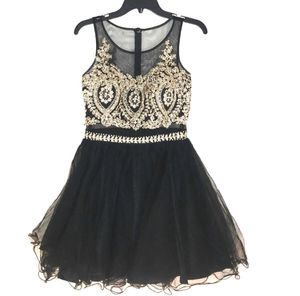 Dancing Queen Brand Jeweled Dress for Sale in Auburn, WA