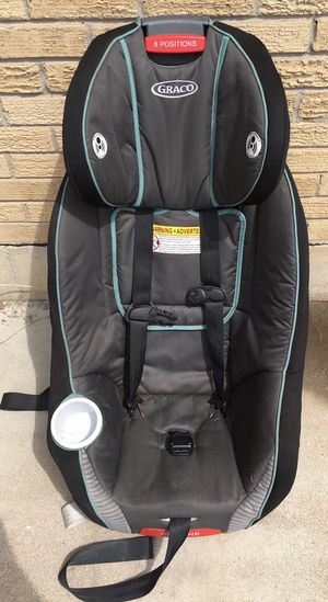Graco Convertible Car Seat With Rapid Remove Cover for Sale in Westminster, CO