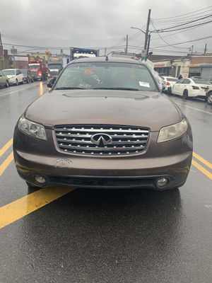 2003 Infiniti FX-35 AWD 3.5L Parts $1 for Sale in The Bronx, NY