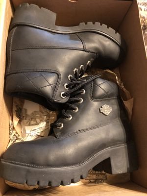 Brand New Harley Davidson Boots Size 6M for Sale in Conyers, GA