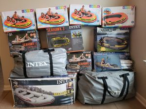 Raft's inflatable boats for Sale in San Antonio, TX