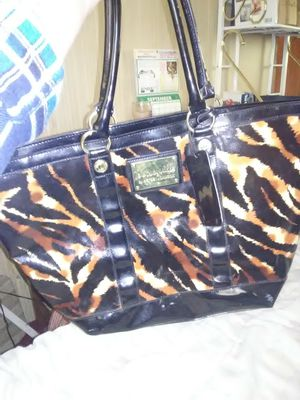 Large leapard Hand Bag for Sale in Butte, MT