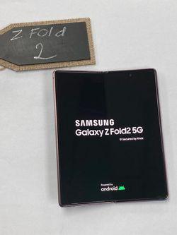 Samsung Galaxy Z Fold 2 Unlocked for Sale in Tacoma,  WA