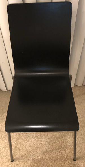 IKEA Chairs, Black for Sale in Irvine, CA