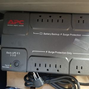 APC back UPS ES 550 for Sale in Aliso Viejo, CA