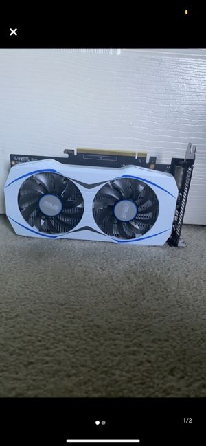 ASUS GTX 1050 ti for Sale in NO POTOMAC, MD