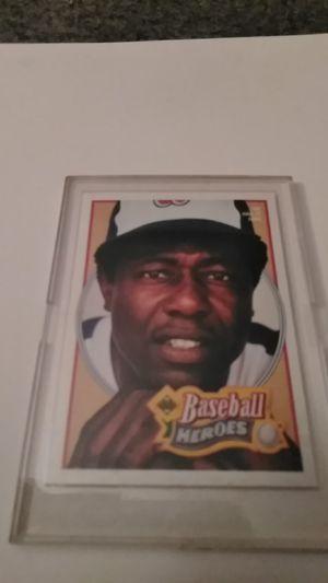 Baseball Heroes Upper Deck Card #26 * Hank Aaron for Sale in Shelton, CT
