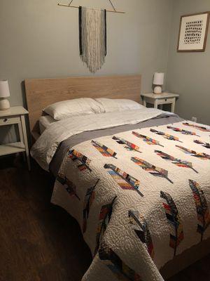 IKEA Queen bedframe for Sale in Iowa City, IA