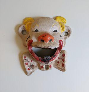 Vintage clown bottle opener for Sale in Gresham, OR
