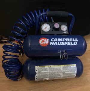 Air Compressor 2 gallon Campbell Hausfeld for Sale in Palo Alto, CA