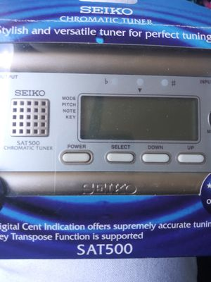 Chromatic tuner for Sale in Victoria, TX