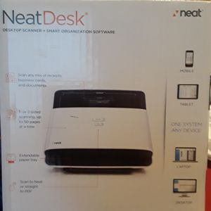 Neat Receipts Neat Desktop Scanner for Sale in Apex, NC