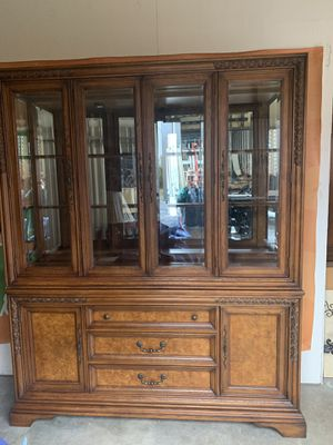 China cabinet for Sale in North Little Rock, AR