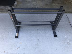 FG R400 dumbbell rack -NO WEIGHTS for Sale in Newark, CA